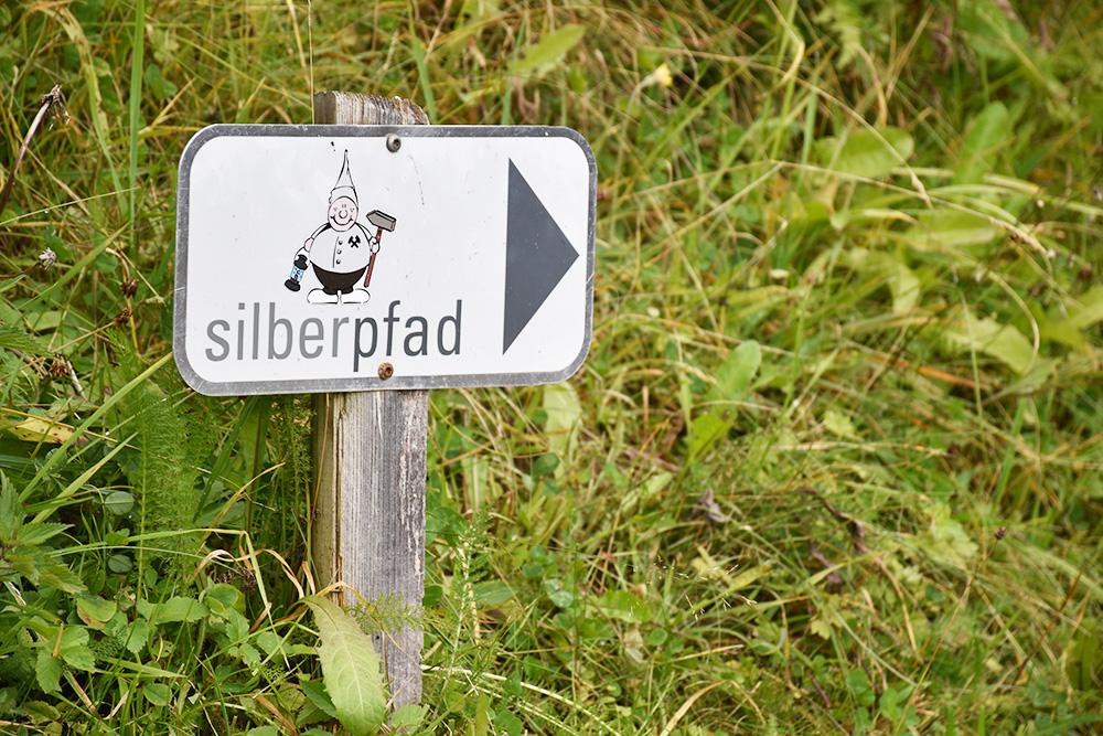 Panoramagasthof Kristberg Silberpfad