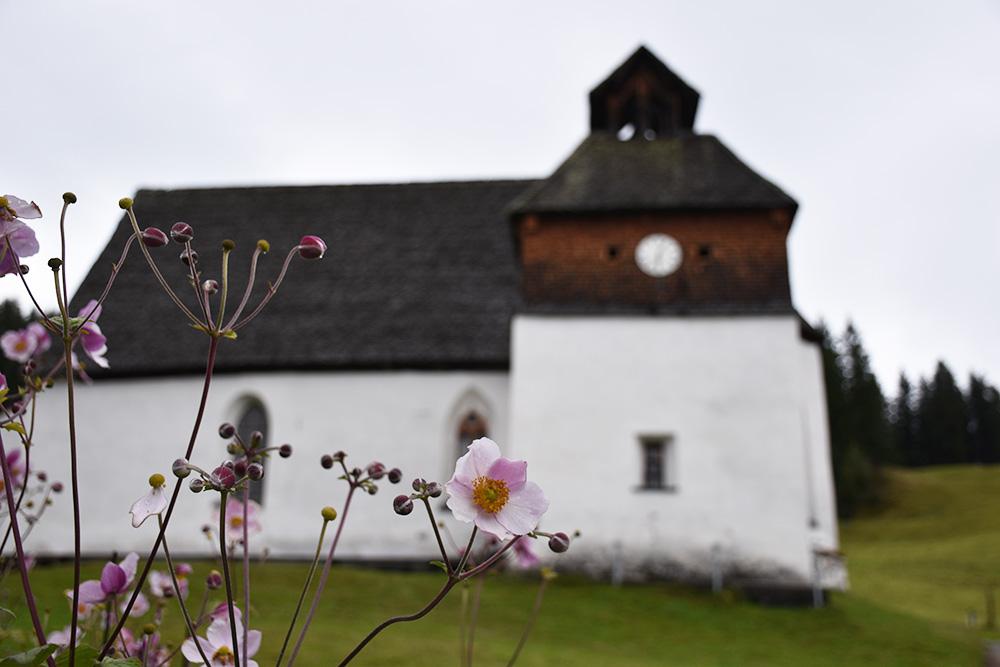 Panoramagasthof Kristberg St. Agatha Kapelle