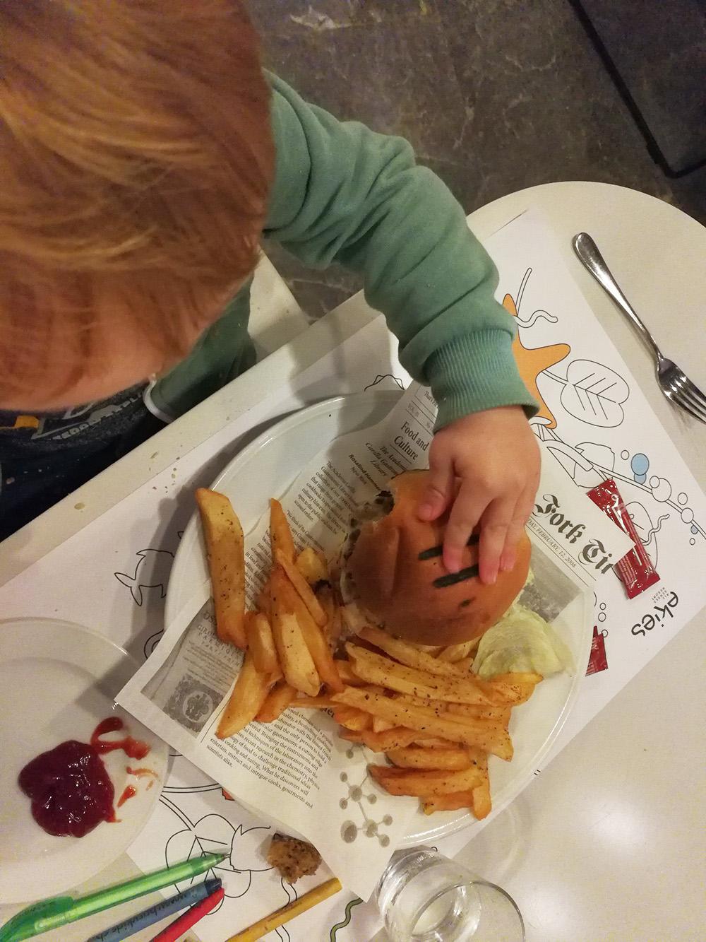 Ekies All Senses Resort Kinderessen