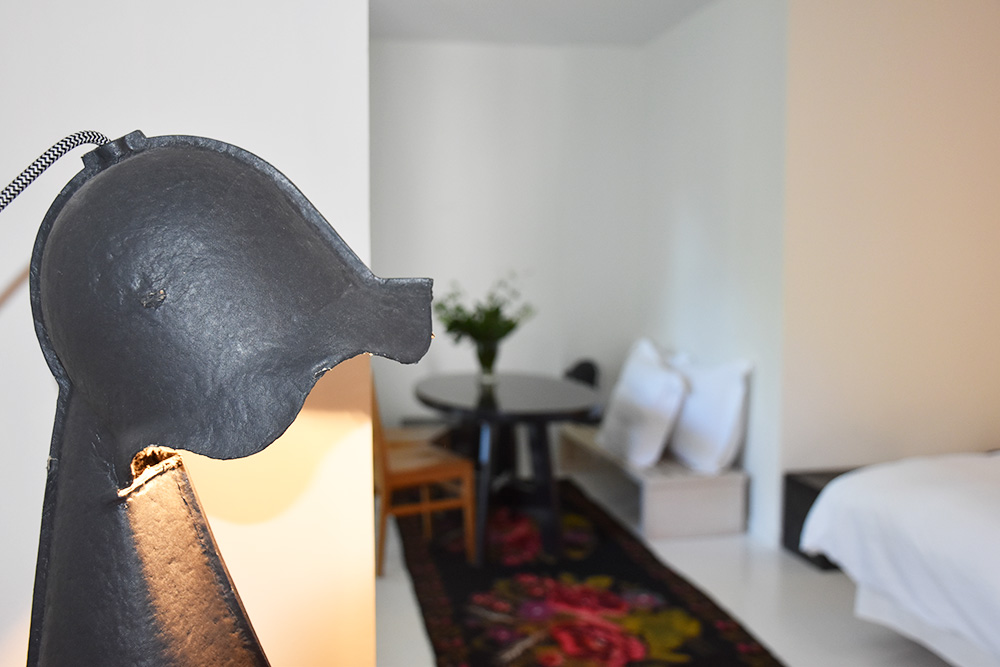 Ekies All Senses Resort Sitzecke in der Junior Suite