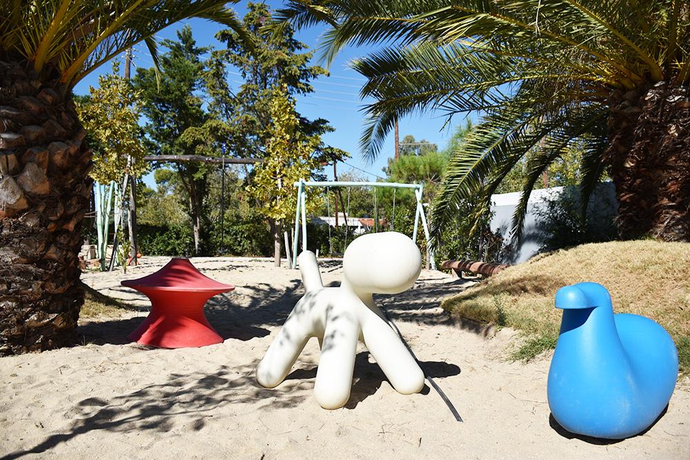 Ekies All Senses Resort Spielplatz
