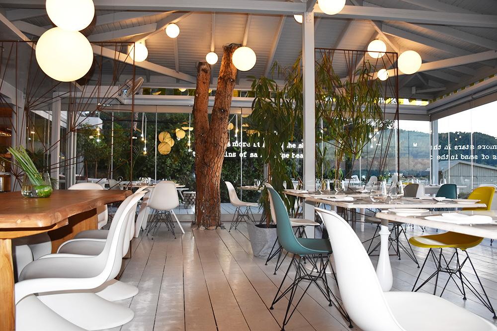 Ekies All Senses Resort stylisches Restaurant