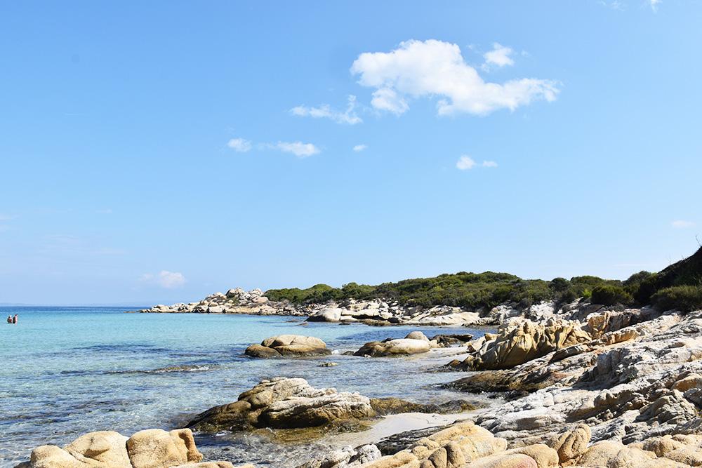 Reisetipps Chalkidiki die tolle Bucht Karidi Beach