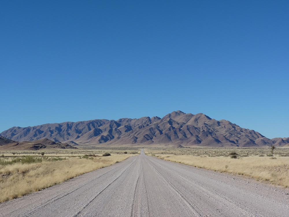 Wie Namibia mein Leben veränderte Sandpisten