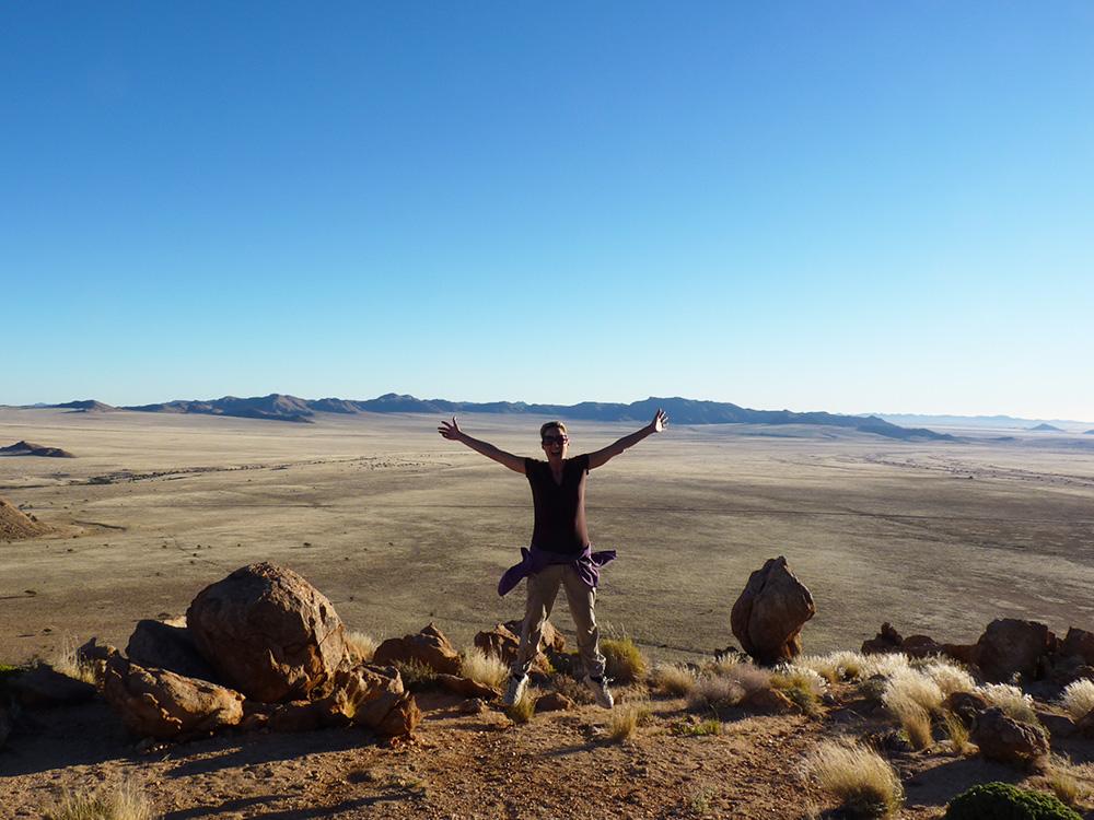 Wie Namibia mein Leben veränderte endlose Weite