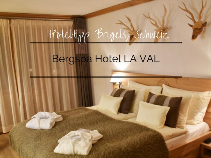 Hoteltipp für Brigels Bergspa Hotel LA VAL