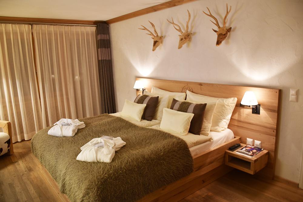 Bergspa Hotel LA VAL Brigels Deluxe Doppelzimmer