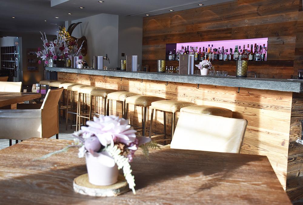 Bergspa Hotel LA VAL Hoteltipp für Brigels Bar