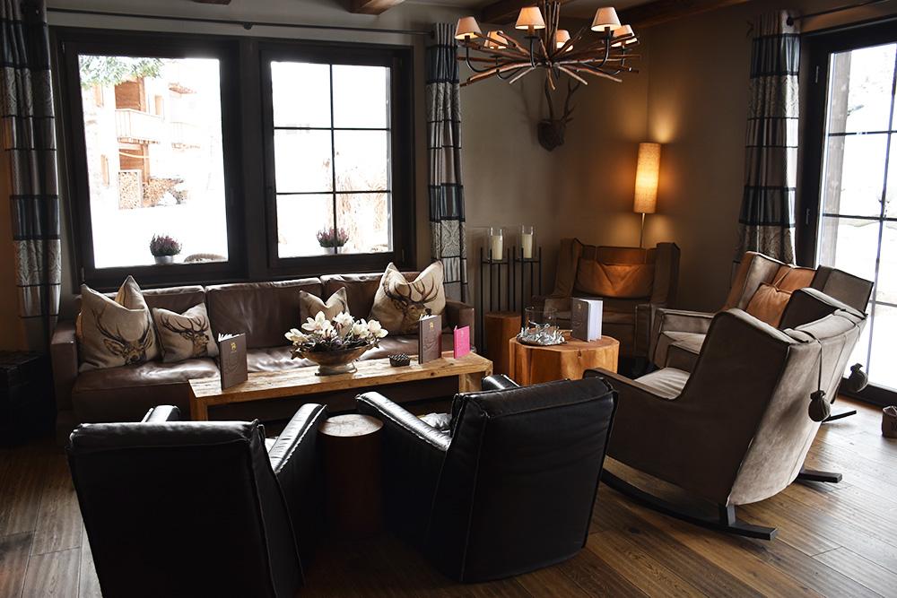 Bergspa Hotel LA VAL Hoteltipp für Brigels Smokers Lounge