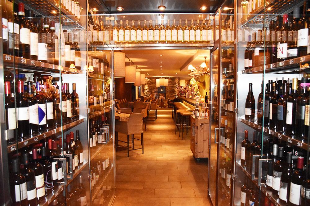 Bergspa Hotel LA VAL Hoteltipp für Brigels Weintunnel