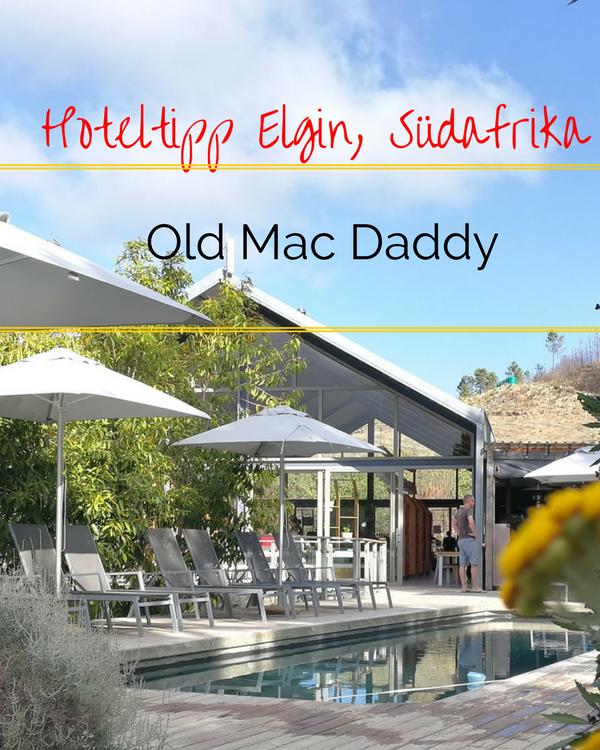 Hoteltipp für Elgin: Glampingparadies Old Mac Daddy