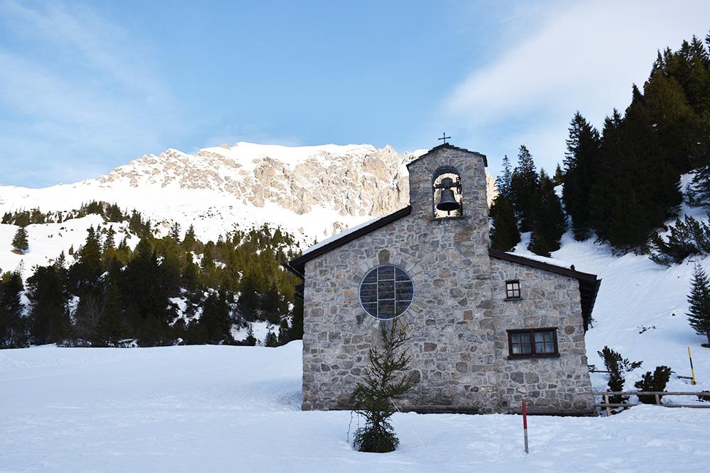 Hoteltipp Malbun JUFA Hotel Malbun - Alpin-Resort Malbuner Kirche