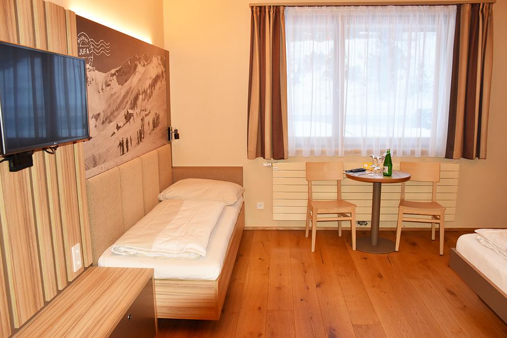 Hoteltipp Malbun JUFA Hotel Malbun - Alpin-Resort Zusatzbett im Zimmer