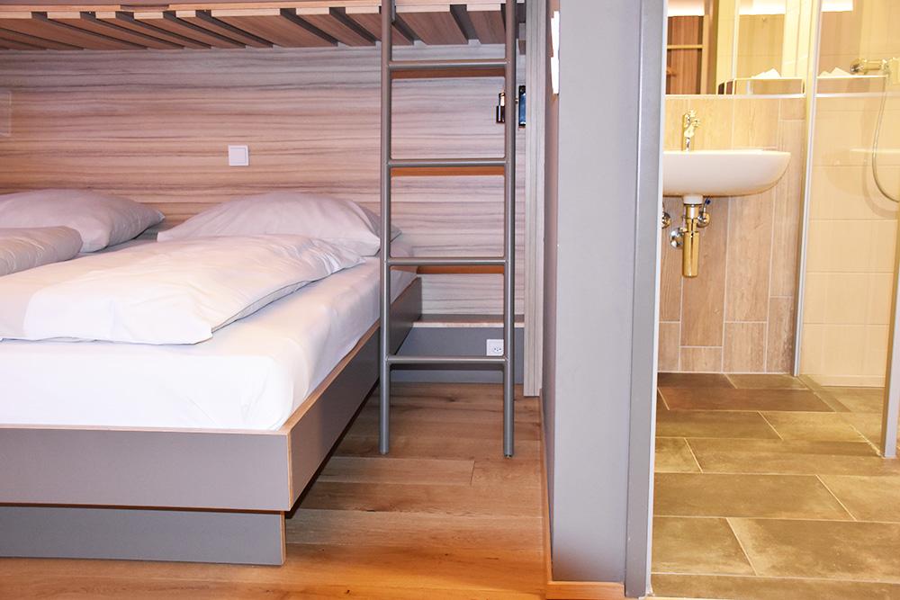 Hoteltipp Malbun JUFA Hotel Malbun - Alpin-Resort grosszügiges Zimmer