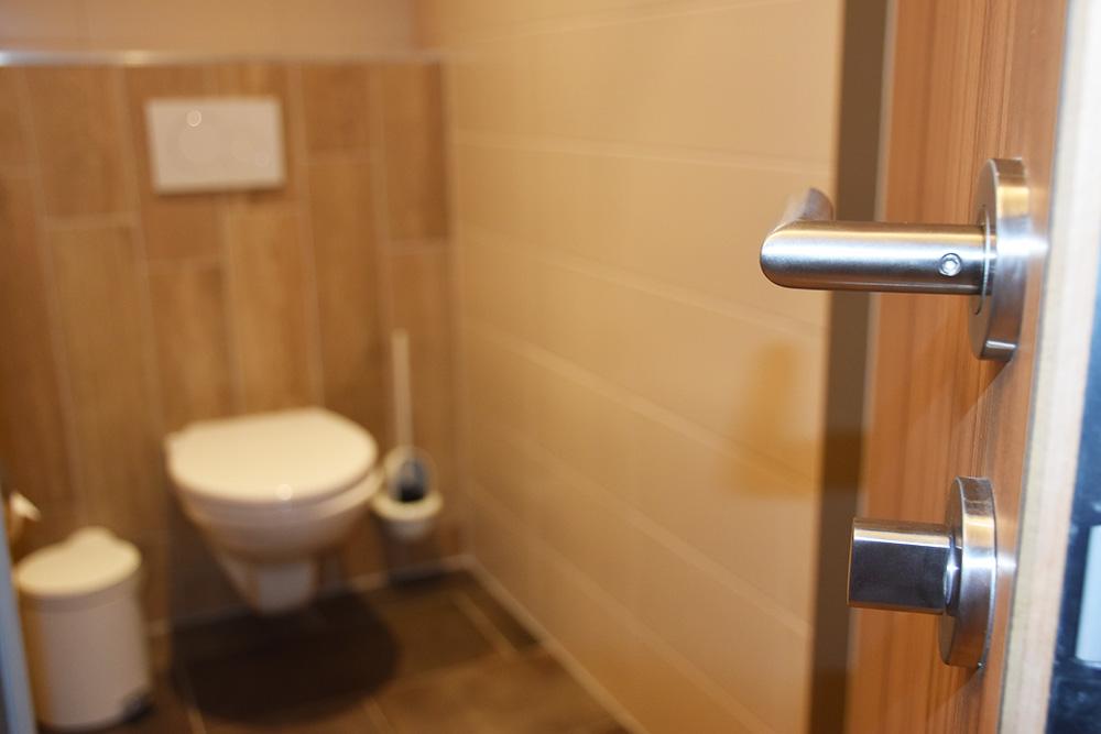 Hoteltipp Malbun JUFA Hotel Malbun - Alpin-Resort separate Toilette im Zimmer