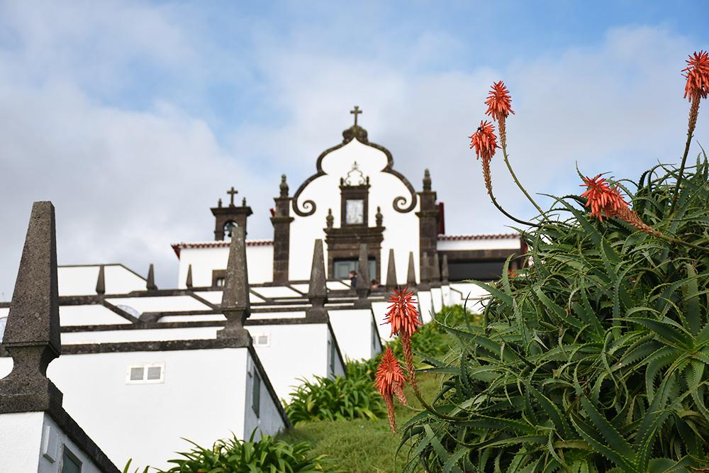 São Miguel Azoren Reisetipps Nossa Senhora da Paz