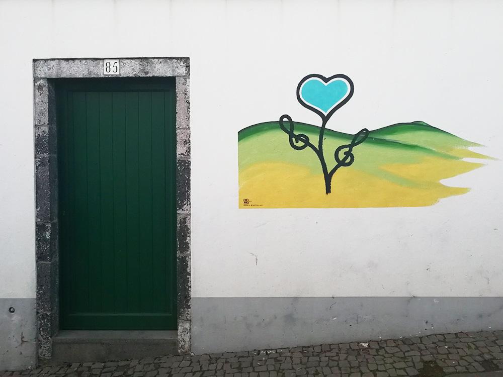 São Miguel Azoren Reisetipps Herz von Yves Decoster