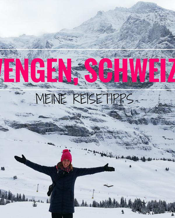 Reisetipps Wengen: Mit Jack unterwegs in der Jungfrauregion