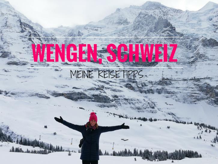 Reisetipps Wengen mit unterwegs in der Jungfrauregion mit Jack Daniel's