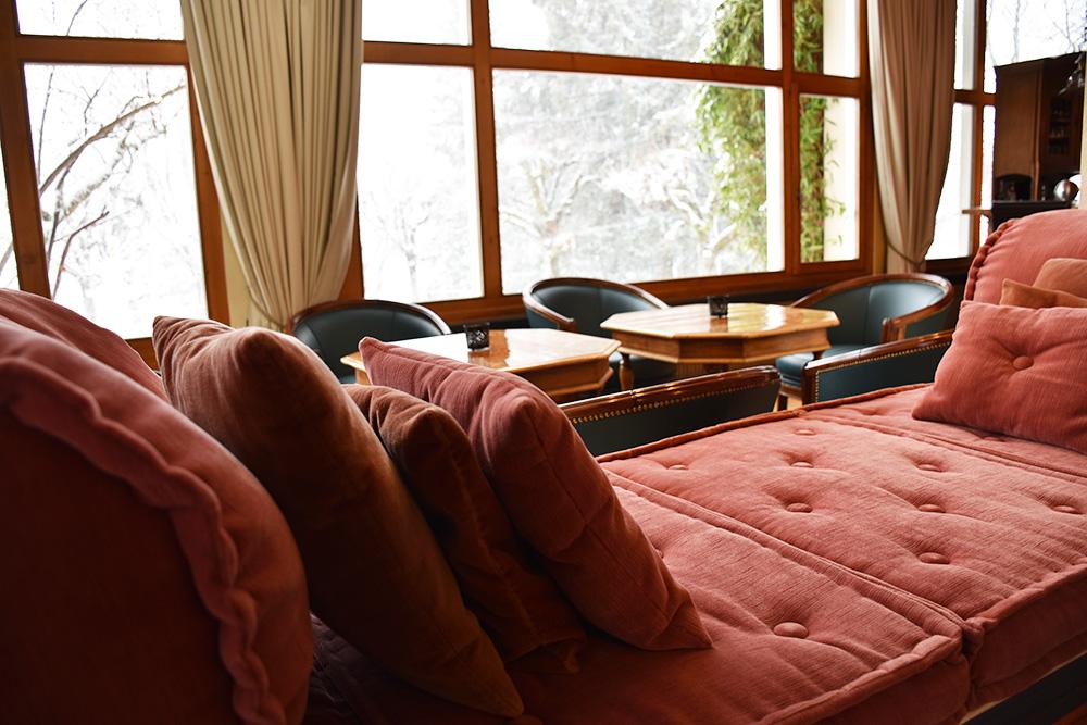 Reisetipps Wengen unterwegs mit Jack Daniel's Hotel Regina Lounge