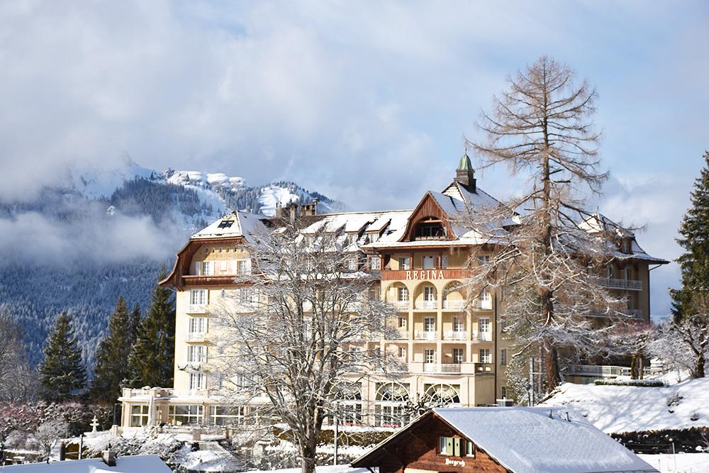 Reisetipps Wengen unterwegs mit Jack Daniel's Hotel Regina