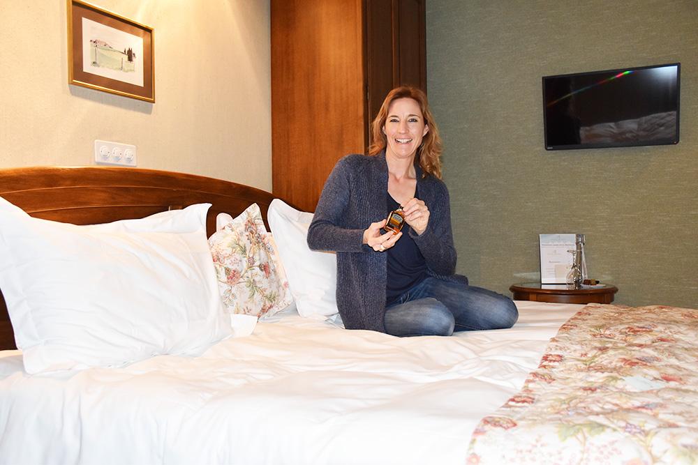 Reisetipps Wengen unterwegs mit Jack Daniel's Travel Sisi im Hotel Regina