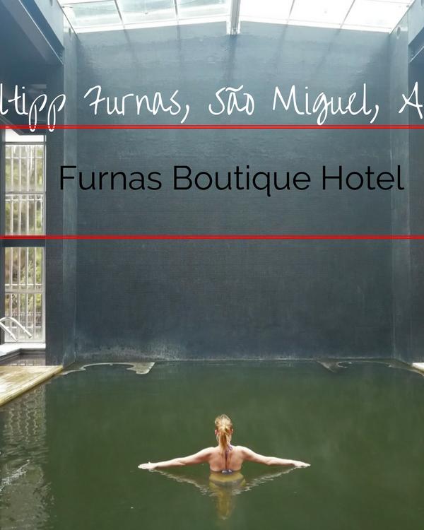 Hoteltipp Furnas, Azoren: Designhotel Furnas Boutique Hotel