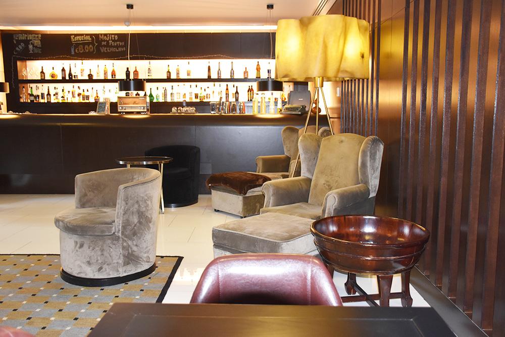 Hoteltipp Furnas Boutique Hotel São Miguel Azoren Bar