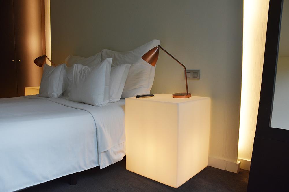 Hoteltipp Furnas Boutique Hotel São Miguel Azoren Designelements im Zimmer
