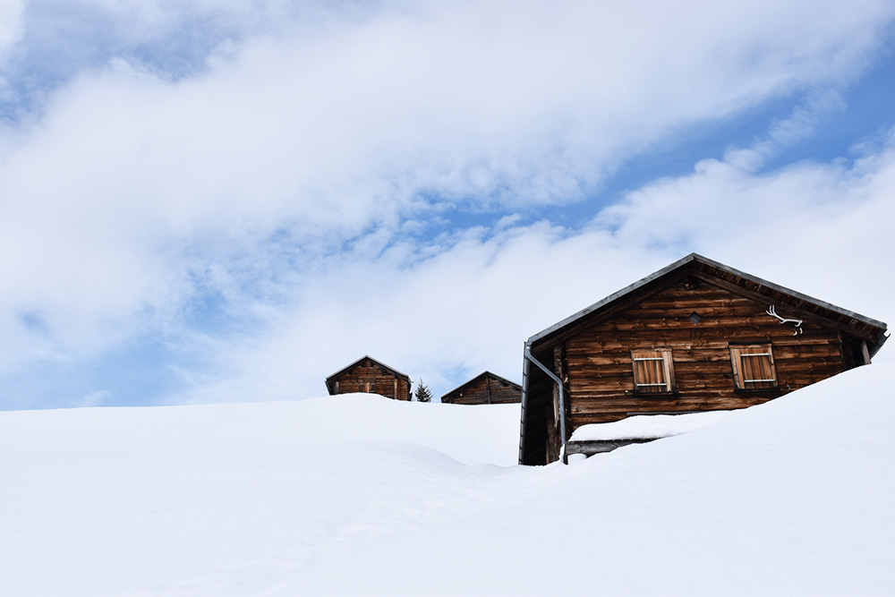 Hoteltipp Mathon Graubünden Pensiun Laresch Chalets Naturpark Beverin