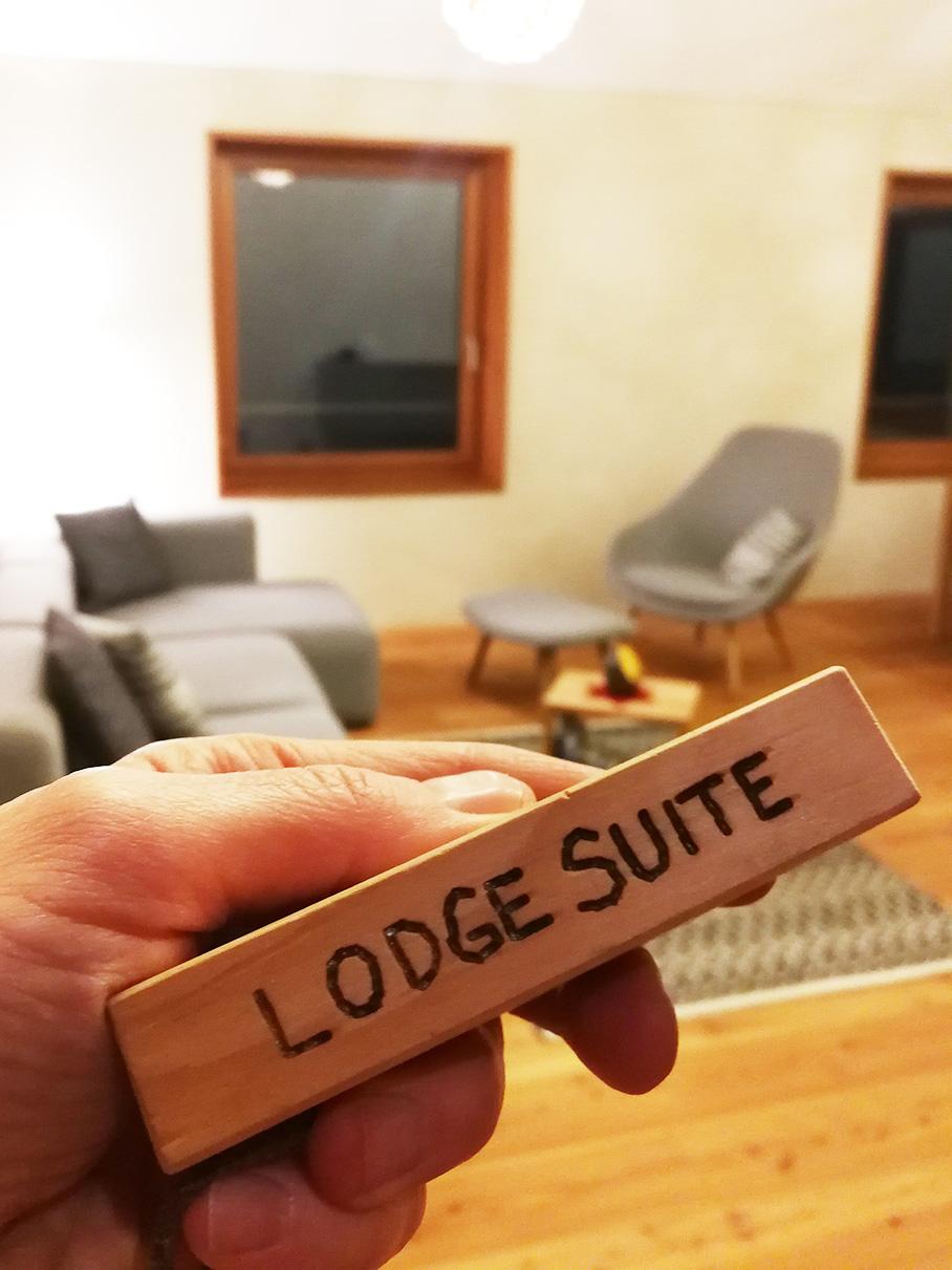 Hoteltipp Mathon Graubünden Pensiun Laresch Lodge Zimmerschlüssel