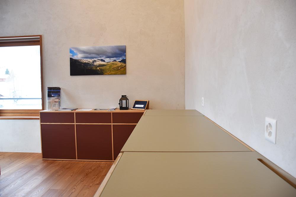 Hoteltipp Mathon Graubünden Pensiun Laresch Regale Lodge Suite