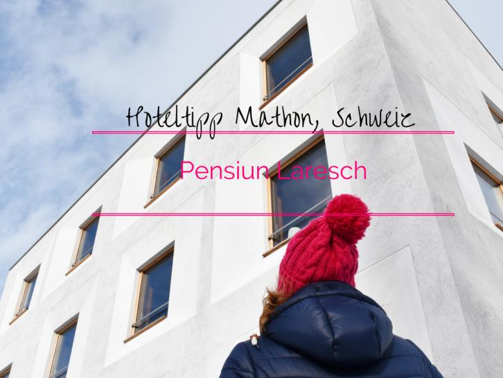 Hoteltipp Mathon Graubünden Schweiz Pensiun Laresch
