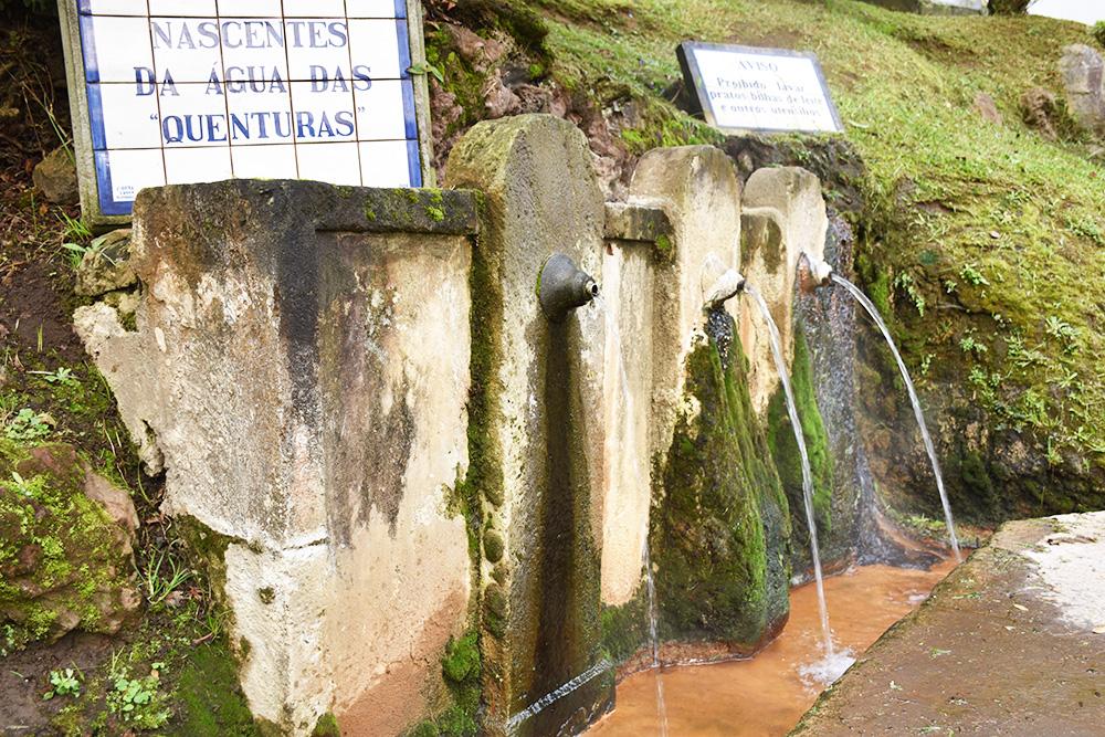 Reisetipps Furnas São Miguel Azoren heisse Quellen