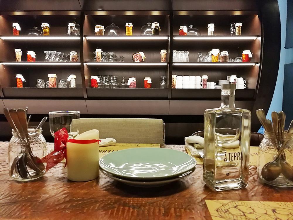 Reisetipps für Furnas São Miguel Azoren Restaurant A Terra