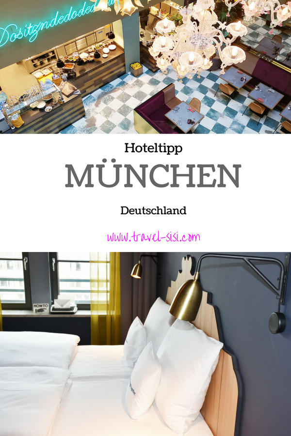 25hours Hotel The Royal Bavarian Hoteltipp in München Pinterest