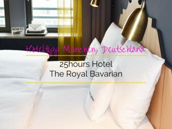 Hoteltipp für München 25hours Hotel The Royal Bavarian