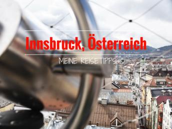 Reisetipps Innsbruck