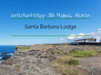 Santa Barbara Lodge Appartement auf den Azoren