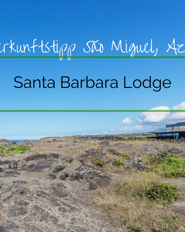 Santa Barbara Lodge: Unser Appartement auf den Azoren