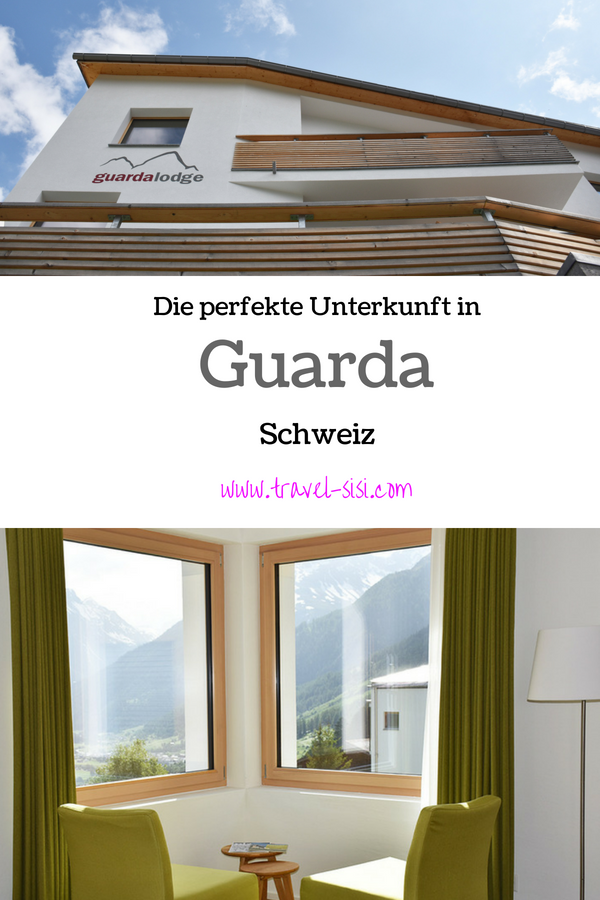 Guarda Lodge, Hoteltipp Guarda, Schweiz