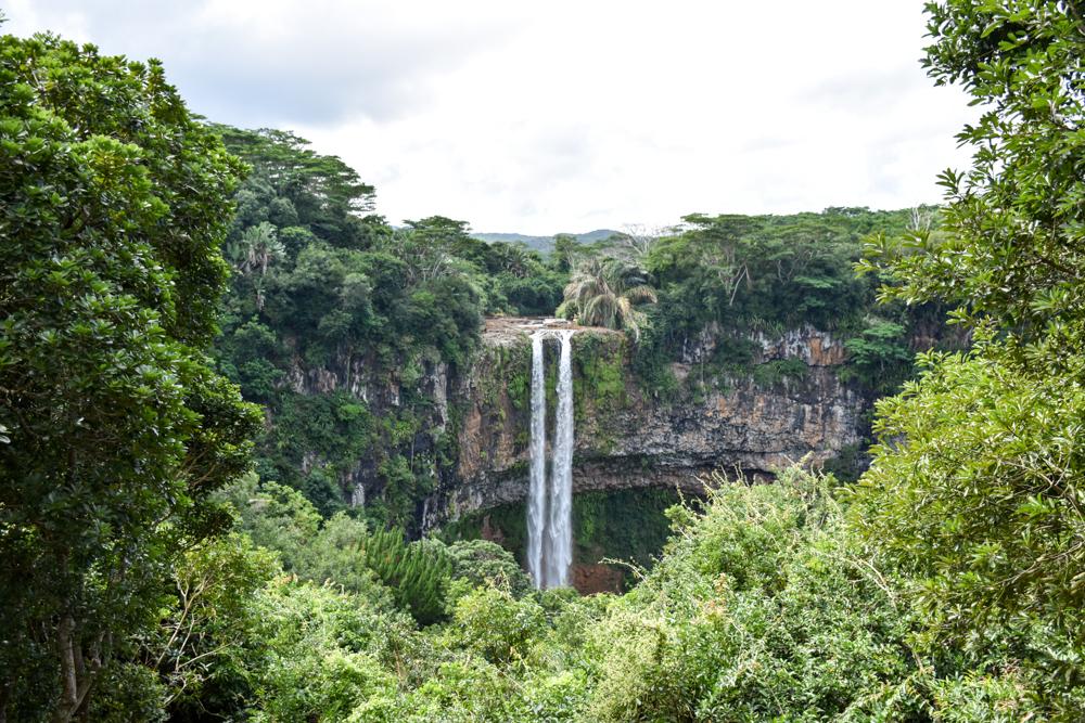 Sehenswürdigkeiten Mauritius meine 10 Highlights Chamarel Wasserfall