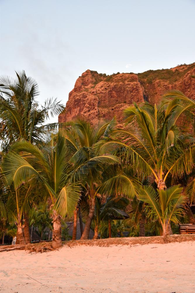 Sehenswürdigkeiten Mauritius meine 10 Highlights Le Morne Brabant zum Sonnenuntergang