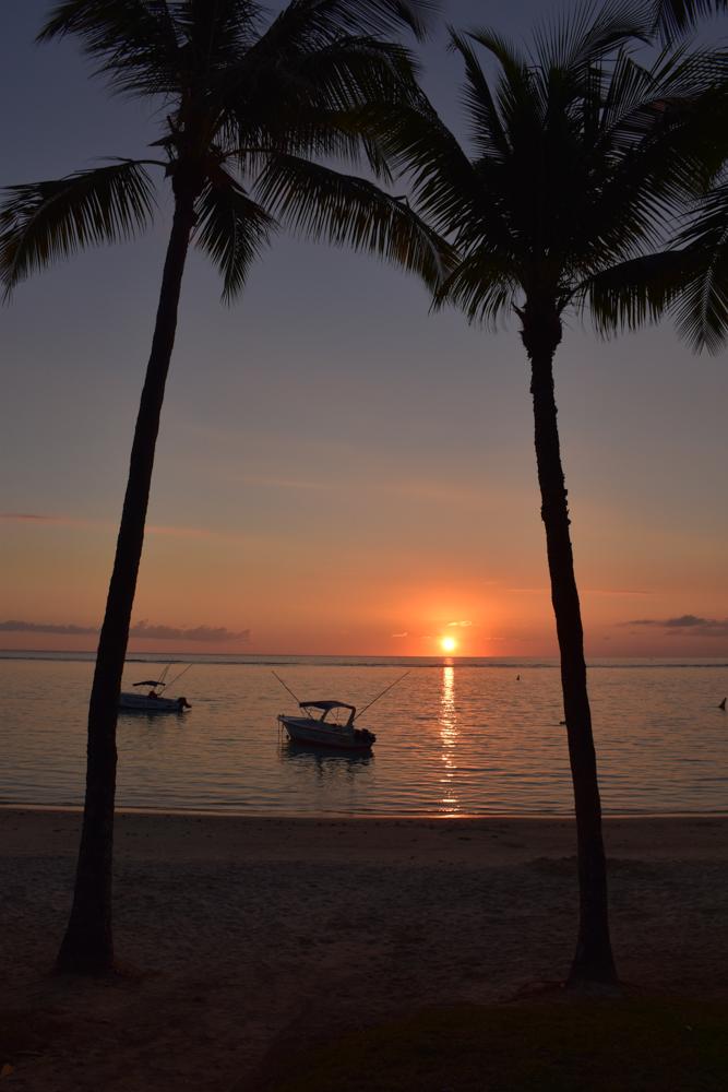 Sehenswürdigkeiten Mauritius meine 10 Highlights Sonnenuntergang Trou aux Biches