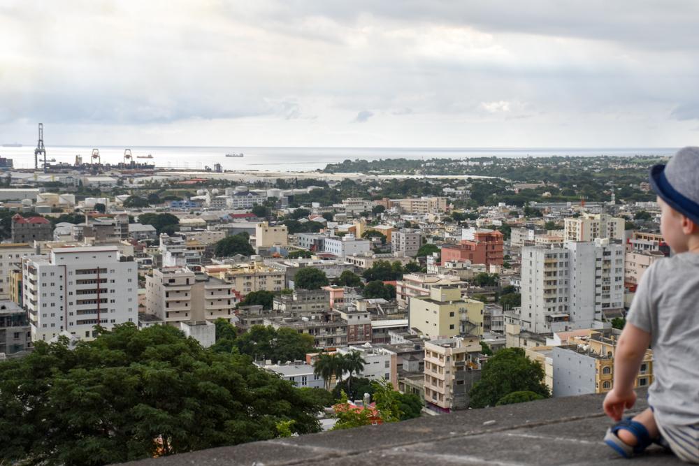 Sehenswürdigkeiten Mauritius meine 10 Highlights kleiner Globetrotter auf der Zitadelle in Port Louis