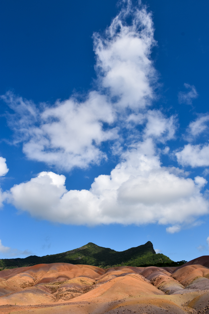 Sehenswürdigkeiten Mauritius meine 10 Highlights siebenfarbige Erde von Chamarel