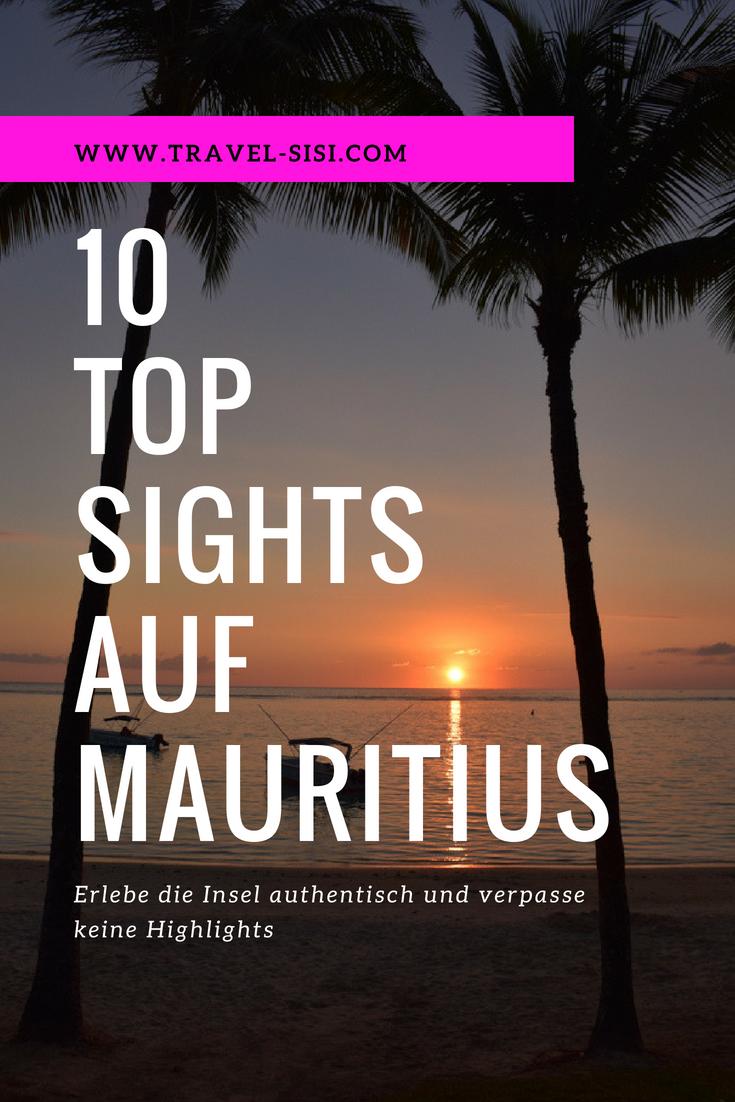 Top Sights Mauritius