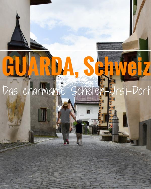 Perfekter Familientrip: Guarda und der Schellen-Ursli-Weg