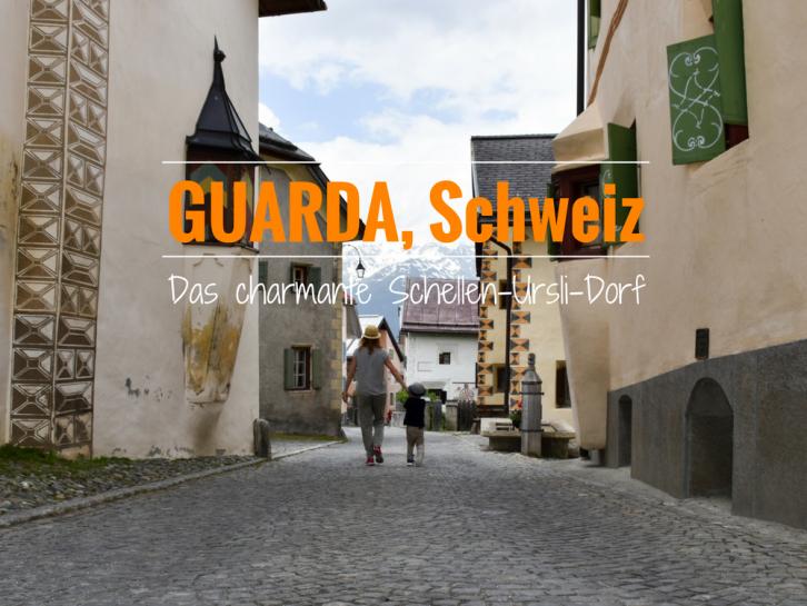 Guarda und der Schellen-Ursli-Weg