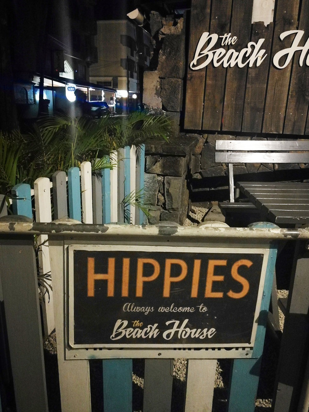 Restauranttipps Mauritius Hippies welcome im Beach House in Grand Baie